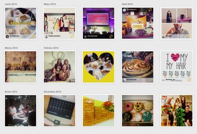 instagram de Bee Social