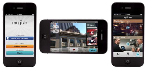 Magisto-iPhone-App
