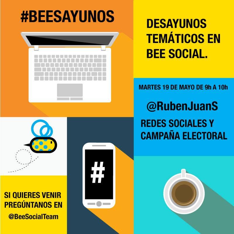 #BEESAYUNOS los desayunos temáticos de Bee Social.