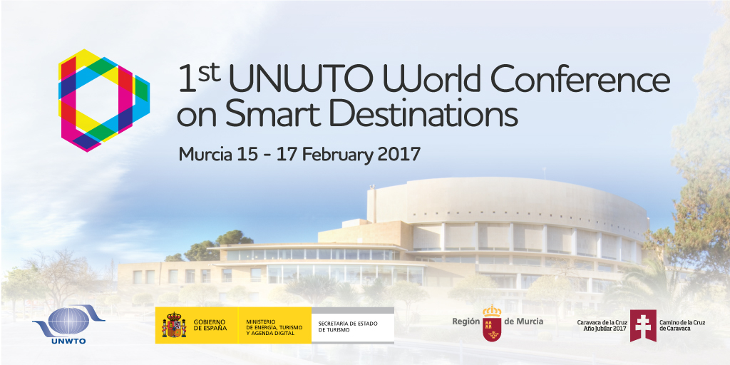 Turismo: Colaboramos con el ITREM para ejecutar la estrategia online del Primer Congreso sobre Destinos Inteligentes.
