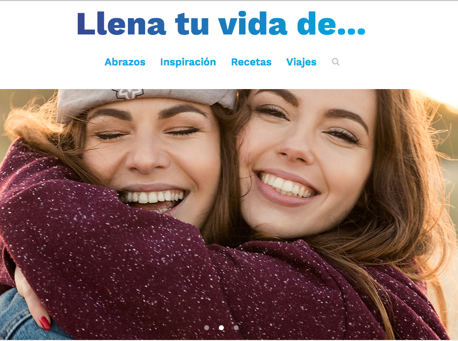 #Llenatuvidadeabrazos con Adaner Murcia