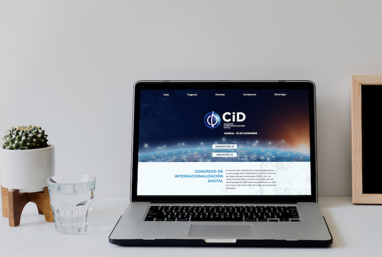 Web del evento https://cidmurcia.com/