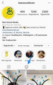 Filtros de Instagram para marcas personalización