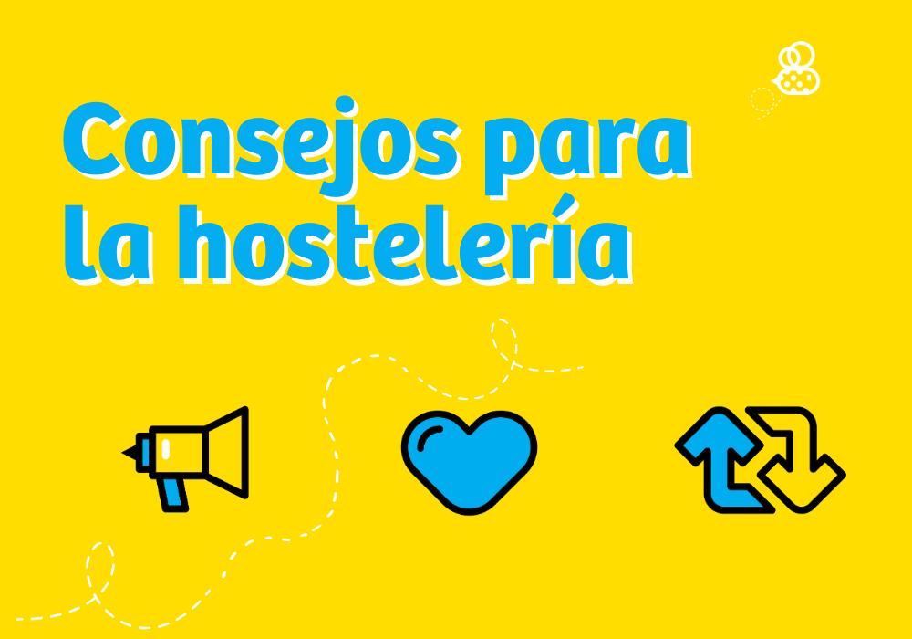 Consejos digitales para la hostelería