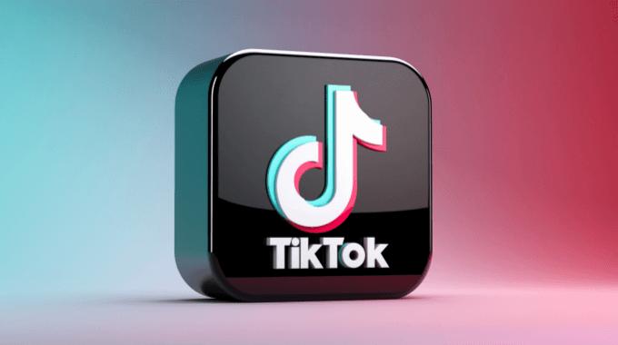 Logo de  TikTok para marcas